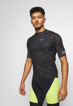 Gore Wear - GORE® C3 DESIGN TRIKOT - T-Shirt print - black