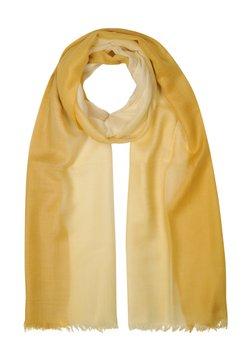Silvio Tossi - Schal - yellow