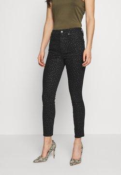 Good American - GOOD LEGS CROP - Jeans Skinny Fit - black denim