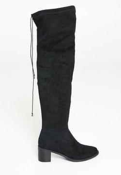 Paprika - Overknee laarzen - black