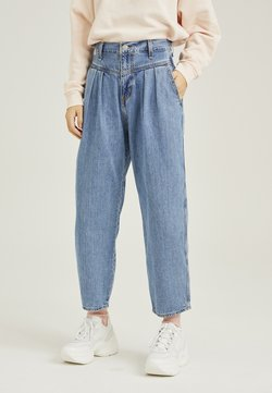 Levi's® - 80'S BALLOON LEG - Relaxed fit -farkut - light-blue denim