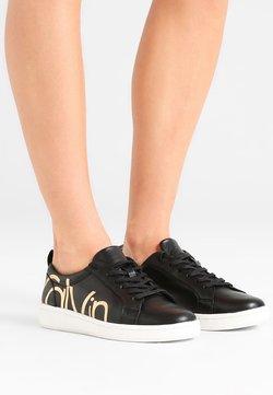 Calvin Klein - DANYA - Sneakers laag - black