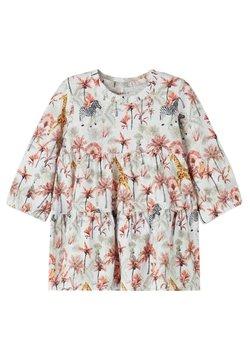 Name it - NBFJANI DRESS - Freizeitkleid - bright white