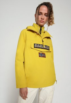 Napapijri - RAINFOREST SUMMER - Winterjacke - yellow moss