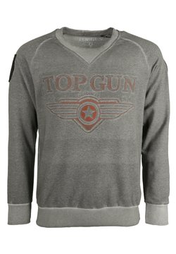 TOP GUN - Sweater - anthracite