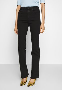 CLOSED - LEAF - Relaxed fit jeans - black