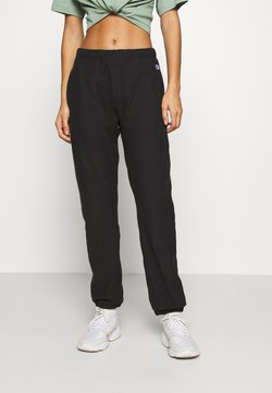 Champion Reverse Weave - ELASTIC CUFF PANTS - Jogginghose - black