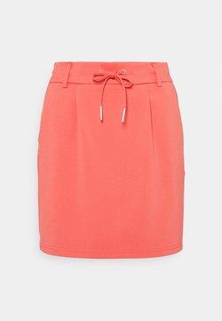 ONLY Petite - ONLPOPTRASH EASY SKIRT  - Minifalda - cayenne