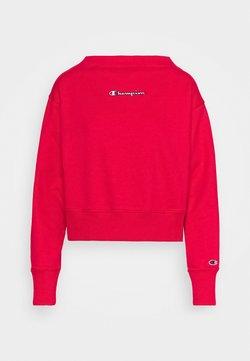 Champion - HIGH NECK ROCHESTER - Collegepaita - red