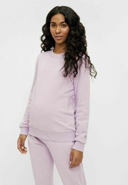 Pieces Maternity - PCMPIP - Sudadera - orchid bloom