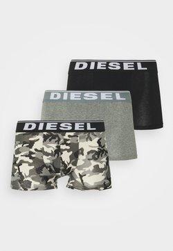 Diesel - DAMIEN 3 PACK - Shorty - grey/black