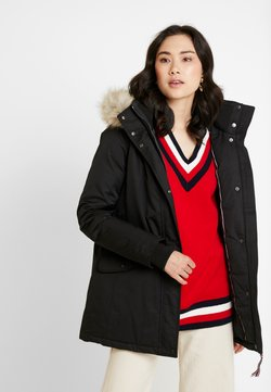 Tommy Hilfiger - NEW ALANA - Wintermantel - black