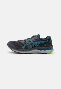 ASICS - GEL NIMBUS 23 - Zapatillas de running neutras - carrier grey/digital aqua