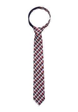 Tommy Hilfiger - CHECK TIE - Krawatte - red