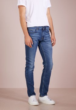 BOSS - DELAWARE  - Jeans Slim Fit - medium blue