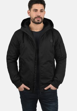 Solid - TILLY  - Windbreaker - black