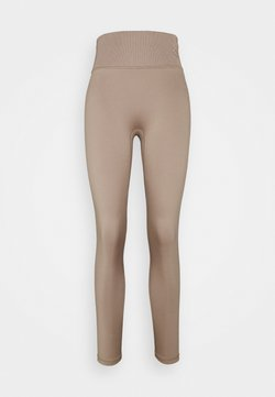 Puma - EXHALE HIGH WAIST FULL - Tights - amphora