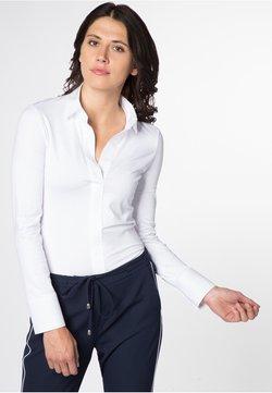 Eterna - Bluse - white