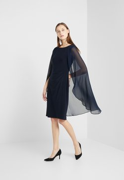 Lauren Ralph Lauren - CLASSIC DRESS COMBO - Vestido de cóctel - lighthouse navy