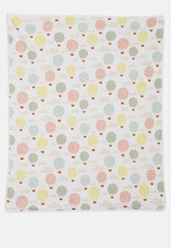 Lindex - SHAWL BLANKET BALLOONS UNISEX - Babyteppe - light dusty white
