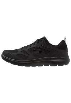 Skechers Sport - SUMMITS SOUTH RIM - Sneaker low - black