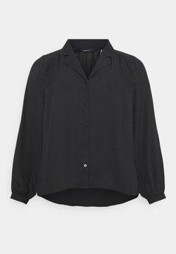 Vero Moda Curve - VMPOEL - Hemdbluse - black