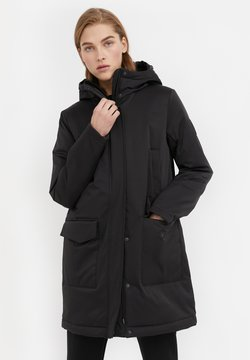 Finn Flare - Wintermantel - black