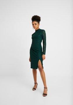 Glamorous Petite - OPEN BACK MIDI - Sukienka koktajlowa - green