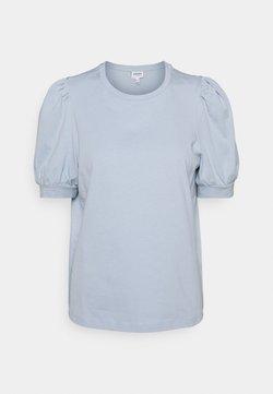 Vero Moda - VMKERRY  - T-shirt basic - blue fog