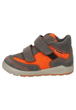 Pepino - Slipper - grau/orange