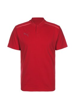Puma - TEAMCUP - T-Shirt print - chili pepper / cordovan