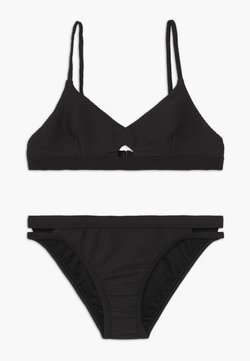 Seafolly - SUMMER ESSENTIALS SET - Bikini - black