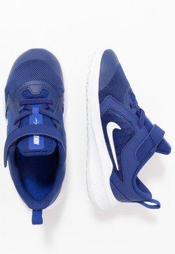 Nike Performance - DOWNSHIFTER 10 UNISEX - Juoksukenkä/neutraalit - deep royal blue/white/hyper blue