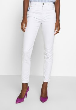 TOM TAILOR - KATE - Slim fit jeans - white