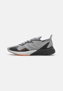 adidas Performance - X9000L3 BOOST COLD.RDY SPORTS RUNNING SHOES - Obuwie do biegania treningowe - grey three/metallic silver/core black