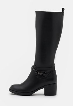 Anna Field - LEATHER - Stiefel - black