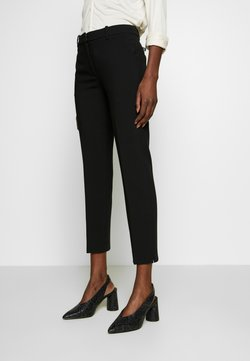Esprit Collection - PERFEKT - Spodnie materiałowe - black