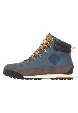 The North Face - M BACK-TO-BERKELEY NL - Schnürstiefelette - blue wing teal/tnf black