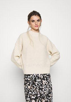 G-Star - WEET R KNIT WMN L\S - Pullover - ivory