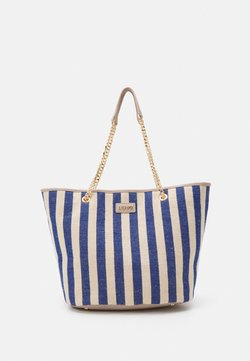 LIU JO - XL TOTE - Handbag - blue