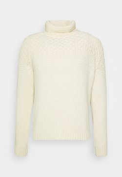 Wool & Co - ROLLI - Trui - white