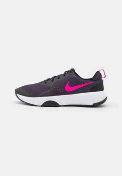 Nike Performance - CITY REP TR - Kuntoilukengät - black/hyper pink/cave purple/lilac/white
