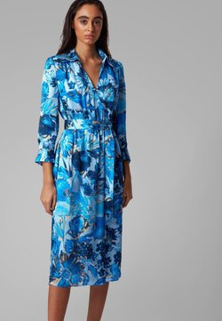 BOSS - DANTANES - Robe chemise - patterned