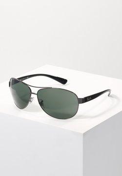 Ray-Ban - Solbriller - gunmetal/green