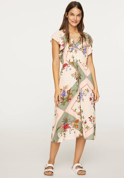 OYSHO - Maxikleid - multi-coloured