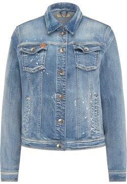 Frieda & Freddies - FRANCIS - Giacca di jeans - jeans blue