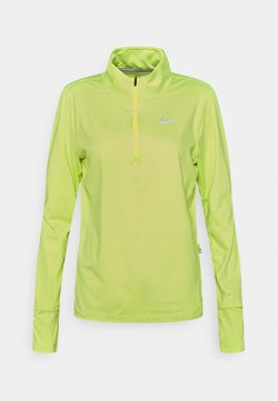 Nike Performance - ELEMENT - Camiseta de deporte - volt/barely volt/silver
