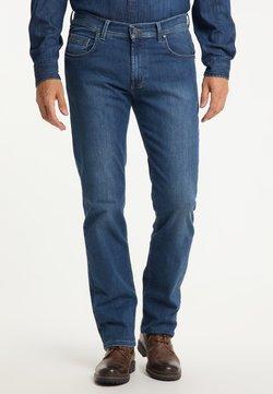 Pioneer Authentic Jeans - RANDO MEGAFLEX - Jeans Straight Leg - stone used