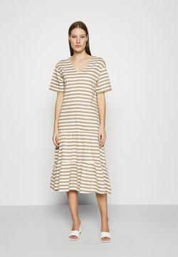Selected Femme - SLFREED DRESS - Jerseykleid - kelp