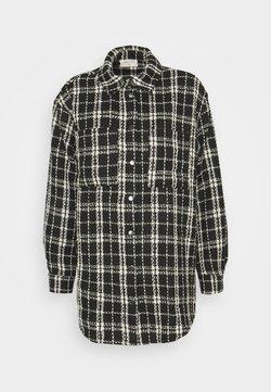 Freequent - DECA - Halflange jas - black